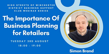 The Importance Of Business Planning for Retailers tickets