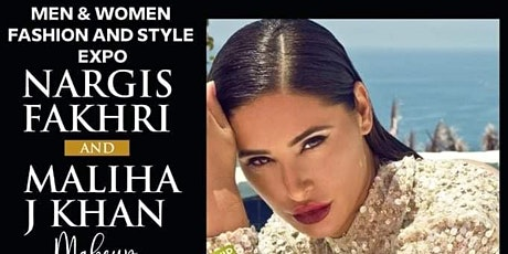MEN AND WOMEN FASHION AND STYLE EXPO FEATURING CELEBRITY MAKE UP CLASS tickets
