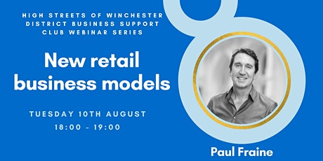 New retail business models tickets