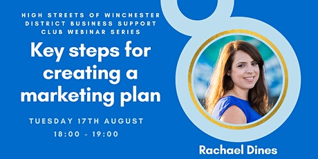 Key steps for creating a marketing plan tickets