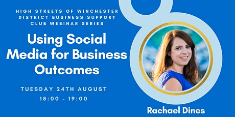 Using social media for business outcomes tickets