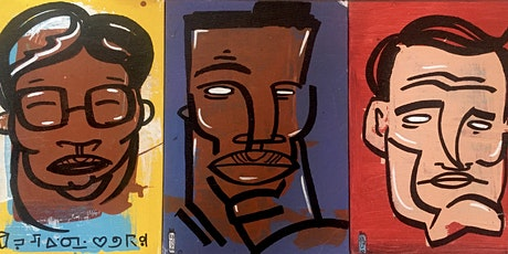 Class at WALRUS: Sip & Paint ~ Portrait Class with Ron Brown tickets