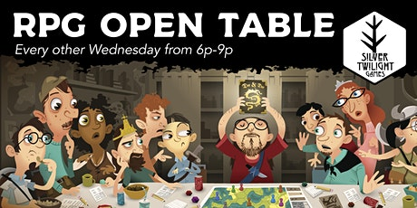 RPG Open Table tickets