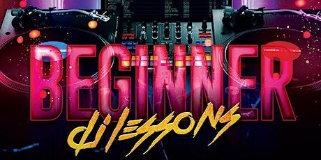 Beginner DJ Lessons tickets