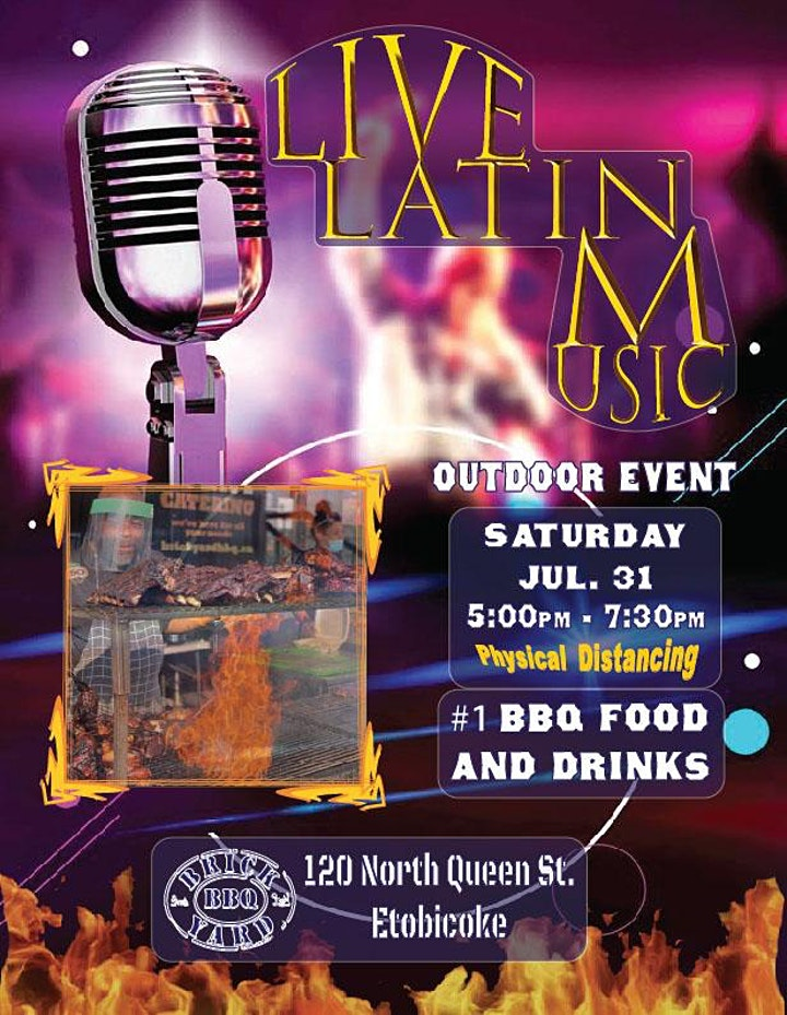 Live Latin Music Band - Reservations Required image