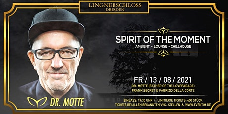 Spirit In The Moment Tickets