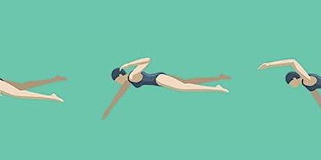 Danbury Aquatics July Open/Lap Swim tickets