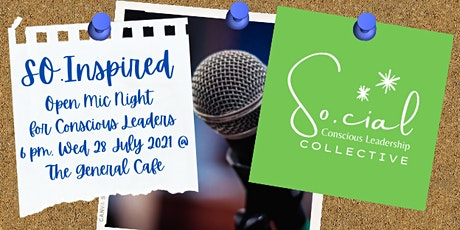 SO.Inspired: Open Mic Night tickets
