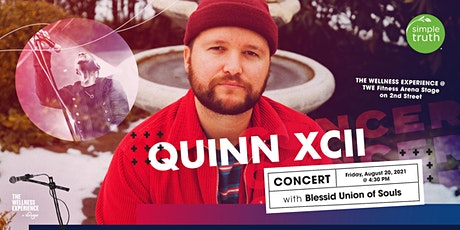 Quinn XCII and Blessid Union Of Souls in Concert tickets