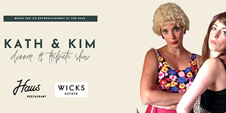 Darling Duds Of Fountain Way - Kath & Kim Dinner & Tribute Show tickets
