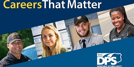 NCDPS Speak to a Recruiter: Obtain a new career today! tickets