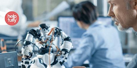 Helpfully October 28  Lunch -  Artificial Intelligence & Robotics tickets