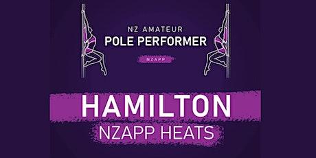NZAPP Hamilton Heat 2021 tickets