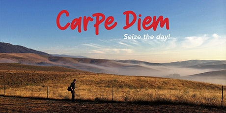 Carpe Diem Play - Underbool (Monday 2nd August 2021) tickets