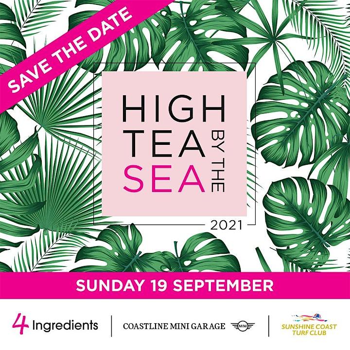 High Tea By The Sea image