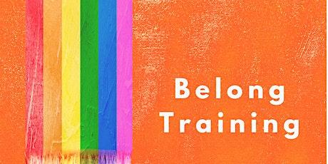 Belong Training tickets