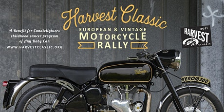 Quarantine Edition Harvest Classic- A Vintage & European Motorcycle Rally tickets