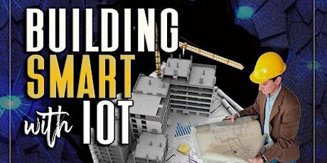 Building Smart with IoT bilhetes