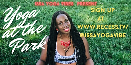 Yoga at the Park! tickets