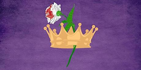 7/31 - King Richard III tickets