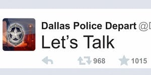 """Let's Talk""  Dallas Police and Youth Forum"