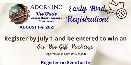 Adorning the Bride Women's Conference tickets
