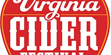 Virginia Hard Cider Festival 2021 tickets