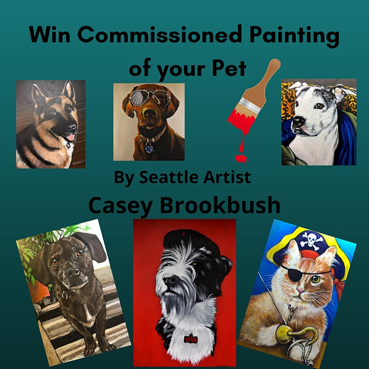 Gogh, Dog. Gogh! Pets & Their Peeps | Designer Open Air Market at Block 41 image
