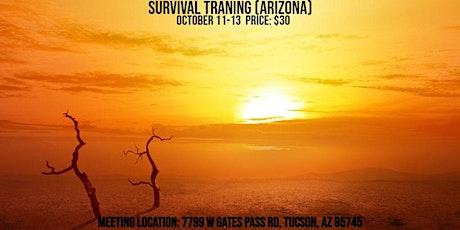 Survival Training (Arizona) tickets