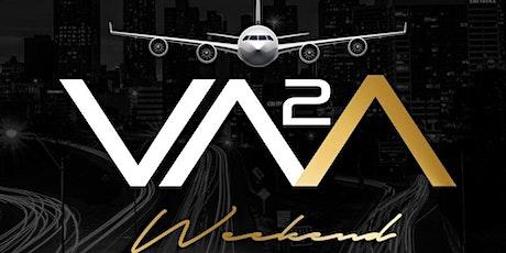 VA 2 ATL Weekend tickets