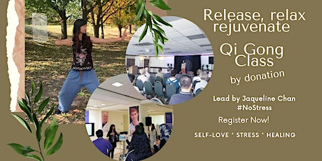 Sunday Qi  Gong for Health & Healing tickets