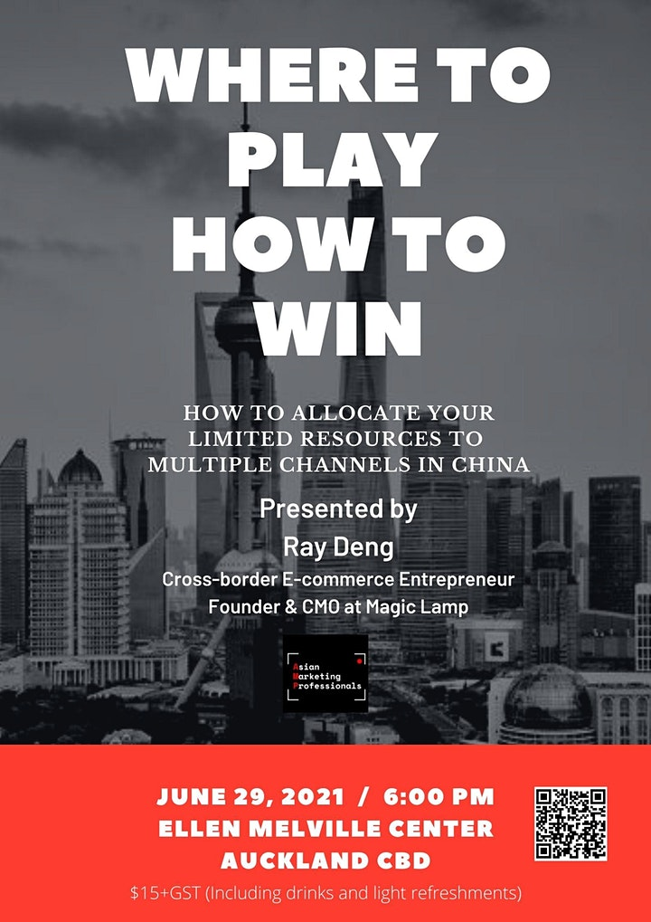 Where to play, How to win image