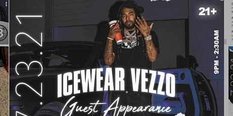 Icewear Vezzo Rich Off Pints  tour with special-guest Slimmy B SOB & MBNel tickets