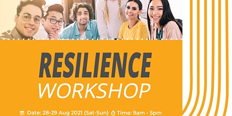 Resilience Workshop tickets