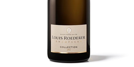 Champagne Launch Soirée: Louis Roederer Collection 242 tickets