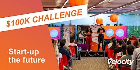 $100k Challenge Workshop 2021 tickets
