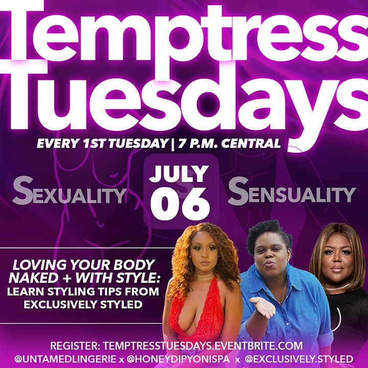 Temptress Tuesdays: Using the Moon to Manifest image
