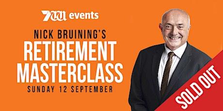 Nick Bruining's Retirement Masterclass tickets