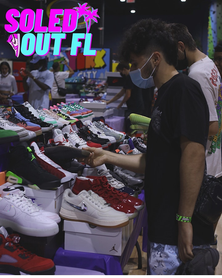 Soled Out Florida Sneaker Convention image