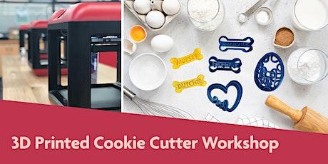 3D Printed Cookie Cutter Workshop tickets