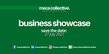 Business Showcase   MECA COLLECTIVE tickets