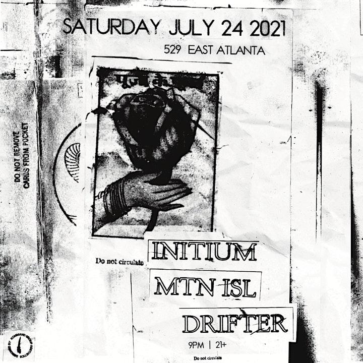 Initium, MTN ISL, Drifter image