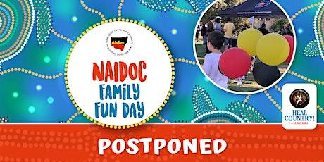 NAIDOC Family Fun Day tickets