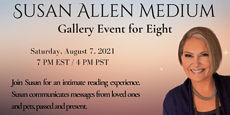 Online Gallery Event for Eight tickets