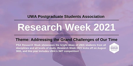 PSA Research Week Day 3 tickets
