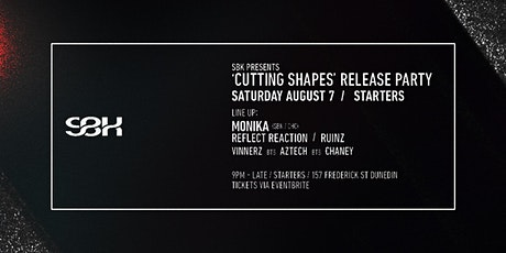 SBK presents CUTTING SHAPES Release Party @ Starters Bar tickets