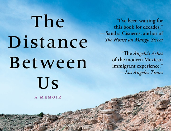 """August Book Club """"The Distance Between Us: A Memoir"""" ( Two Pt. Discussion) image"""