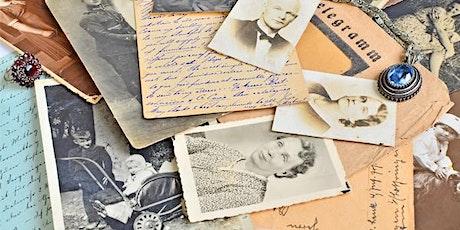 Beginners Family History tickets