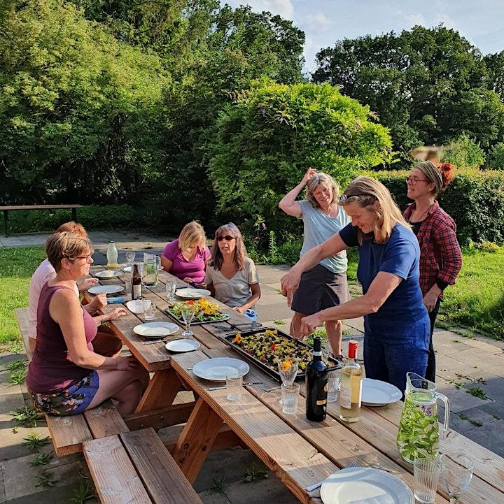 Afbeelding van Workshop: Eten uit de tuin aug
