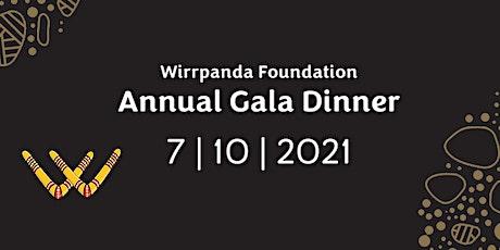 Wirrpanda Foundation Gala Dinner tickets